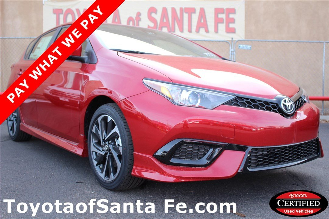 Pre-Owned 2017 Toyota Corolla iM CVT